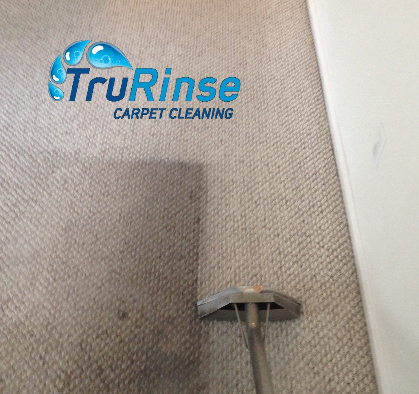 TruRinse - Before and After professional carpet cleaning